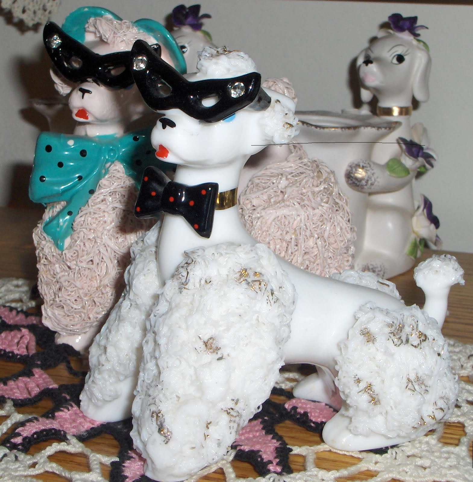 Collection Craziness–Spaghetti Poodles