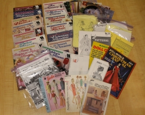 Fashion Doll Pattern Palooza