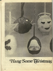 Hang Some Christmas Eggs
