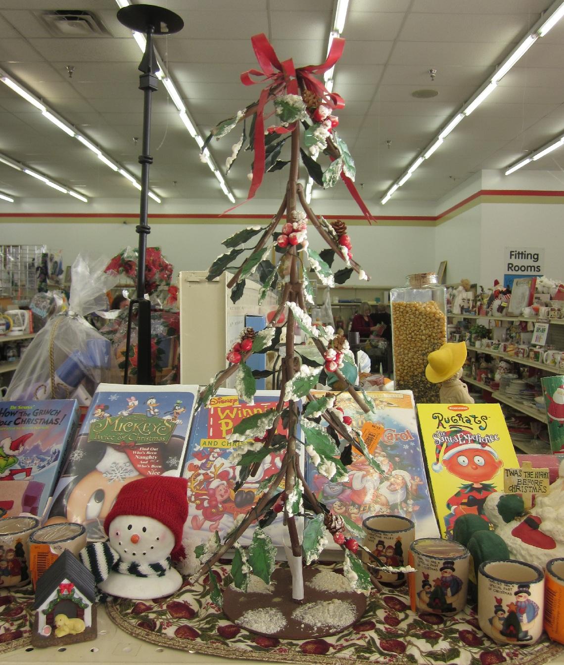 Sad Charlie Brown Christmas Tree