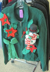 Ugly Sweater Contestant