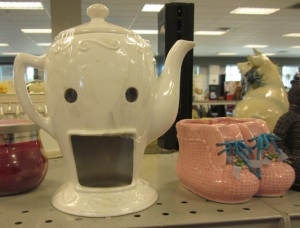 Little Teapot is Happy