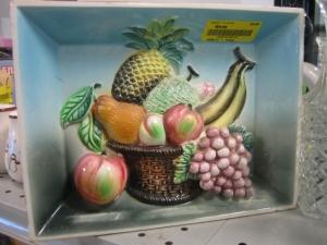 Last supper fruit bowl