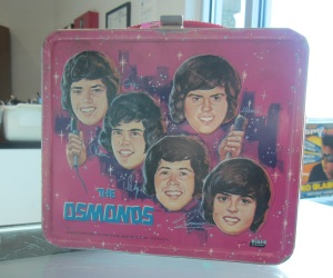 Osmond's Lunch Pail containing perhaps One Bad Apple
