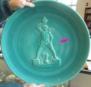 Colossus of Rhodes souvenir