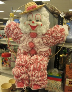 Evil Yarn Clown
