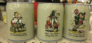 Fun Beer Steins