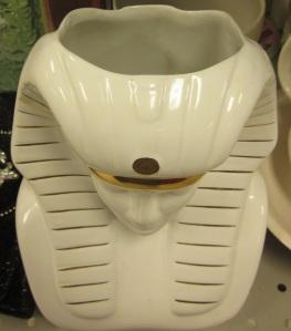 King Tut Head Vase2