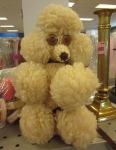 Fifi the yarn poodle