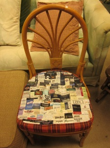 Label Upholstery