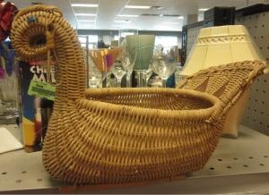 Woven Viking Ship?