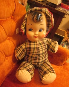 Big Scary Doll