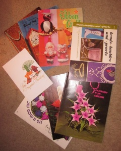 Craft pamphlets
