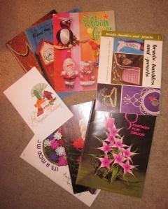 Craft pamphlets