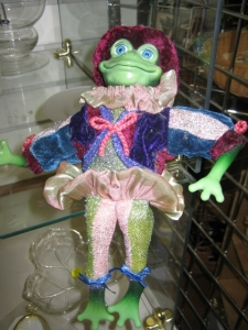 Not so Princely Frog