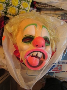 The Scariest Clown Costume ever