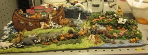 Curiously complete Noah's Ark