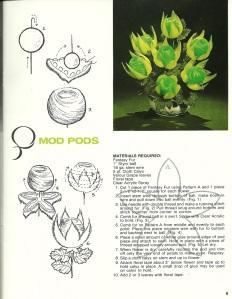 Mod pod flowers
