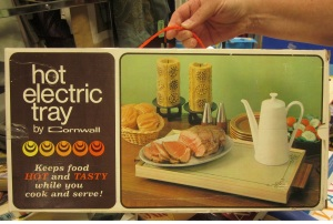 Hot Electric Tray