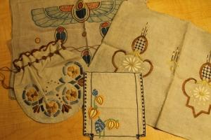 Craftsman linens