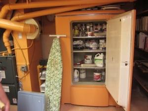Paint storage