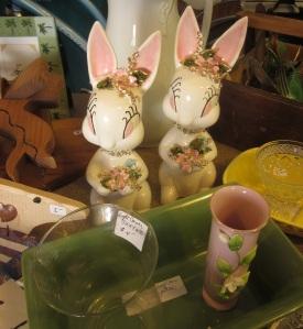 Goofy rabbits