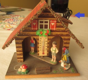 Hansel and Gretel Weather house
