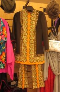 Super Seventies pant suit