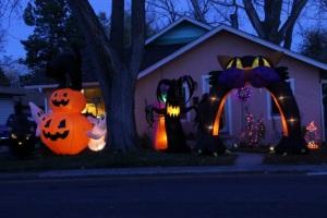 Halloween at Kathy's