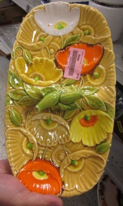 Seventies Serving Dish
