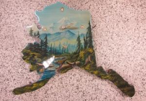 Alaska clock