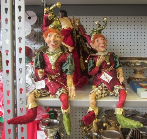 Horrible Elves