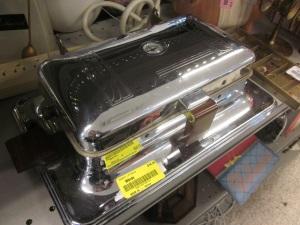 Lovely old waffle iron