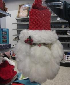 Macrame Santa