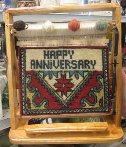 Happy Anniversary Weaving