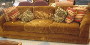 Ugly Couch Contest Winner
