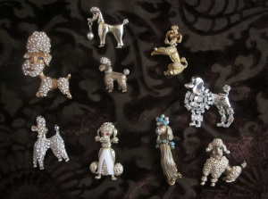 Oh, sparkly poodles!