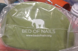 See--pillow of nails