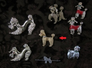 Sparkly Poodles