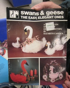 For all of your decorative swan and geese needs