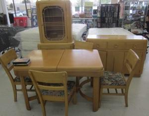 1930-40s dining set