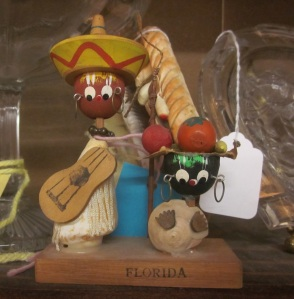 Florida shell souvenir
