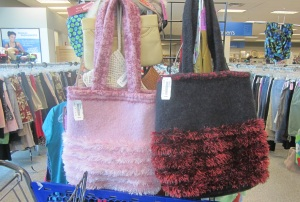 Purses with plenty of personality