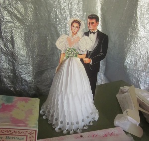 Paper doll Bride and Groom