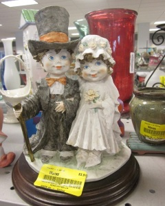 When Creepy Children Marry