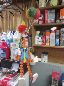 Even pompoms can't save this clown!