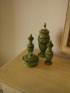 Green Goddess Urns