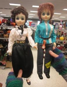 AT &T Dolls
