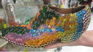 Bedazzeled shoe