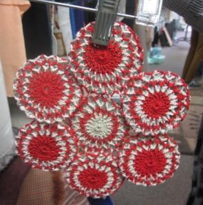 Crocheted Trivet